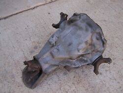 Corvette 1980-1982 Differential 3.07 Ratio W/ Large U Joint Stubs Good Condition