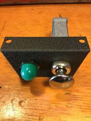 Vintage Dash Switch Panel With Light For Cooling Fan Fog Fuel Pump 75a Pollak