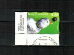 New Zealand Scottand039s 1670 Lawn Bowling F/vf Used 2000