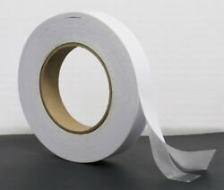 1 X 55 Yards165ft Double Coated Tissue Paper Tape Double-sided 480 Rolls