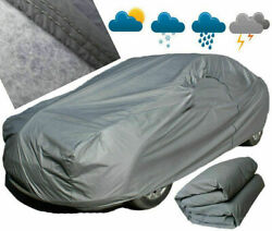 For Ford Mustang Gt 2015-2020 Heavy Duty Fully Waterproof Car Cover Cotton Lined
