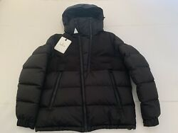Authentic Moncler Laveda Giubbotto Hooded Tech Puffer Down Mens Jacket Sz 4/xl