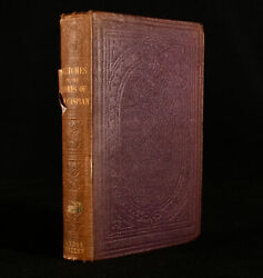 1845 Sketches On The Shores Of The Caspian William Holmes Illus 1st Very Scarce