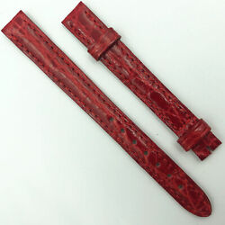 11mm Red Leather For Buckle 1agbac29