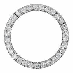 Loose Diamond Bezel For Rolex 26mm Round Cuts 2.10cttw Alloy