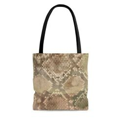 Tote Bags Bags and Purses Boho Snake Totes for Women $28.00