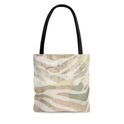 Tote Bags Bags and Purses Boho Zebra Totes for Women $21.00
