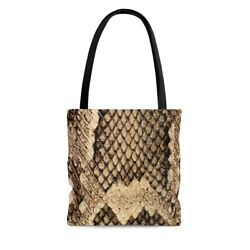 Tote Bags Bags and Purses Boho Snake Totes for Women $33.00