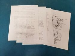 Tyce Fish Series 100 Carburetor Adjusting Instructions With Diagram Hot Rod