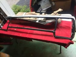 1986 1987 1988 1989 1990 Dodge Ramcharger Truck Nos Outer Grille Shell 4949 801