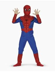 Kids Spiderman Costume by Disguise Size 10 12