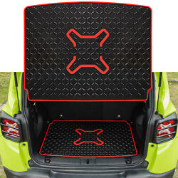 Trunk Cargo Liner Mat For Jeep Renegade 2015-2021 All Weather Guard Heavy Duty