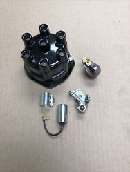 Nors Tune Up Kit Points Condenser Cap Rotor 1962 63 64 65 66 67 68 1969 Corvair