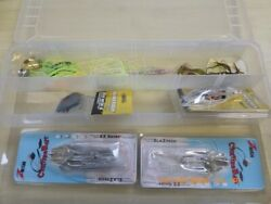 Lot Of 6 Z-man Original Chatter Bait 3/8oz Different Colored Fishing Tdw008720