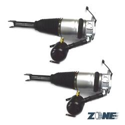 1 Pair Air Suspension Shock Absorber For Audi A8 Quattro Rear Left Right New