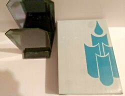 Partylite P0156 - Mirror Candle Tray Holder Dimensions / {pre-owned}.