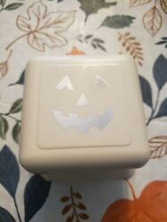 Martha Stewart Punch All Over The Page Paper Magnetic Halloween Pumpkin Face