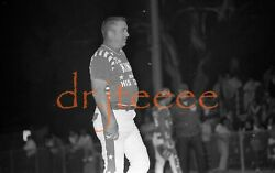 Eddie Feigner The King And His Court - 35mm Softball Negative
