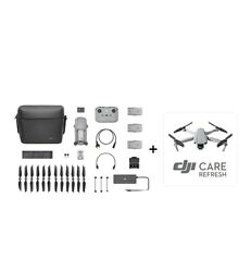 Dji Mavic Air 2 Fly More Combo Auto-activated Dji Care Refresh Bundle-drone Qu