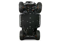 2018+ Ranger Xp 1000 New Frame Plastic Uhmw Skid Plate Including A-arms