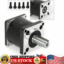 Nema23 Planetary Gearbox 51 Ratio Speed Reducer For Stepper Motor 57mm Durable