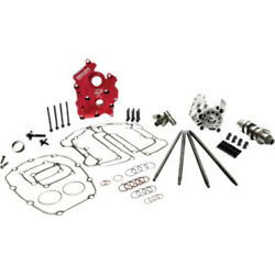 Feuling 472 Hp+ Series Cam Plate Chest Water Cooled Kit Harley Touring Softail