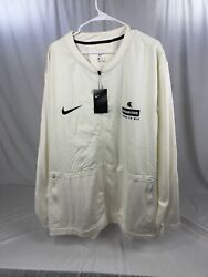 Nike Michigan State Spartans On-field Rivalry Bound To Win Jacket Men's Msu 4xl