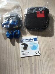 Ultimate Hearing Protection G Series Ear Plugs Listen To Music Silicone Medium