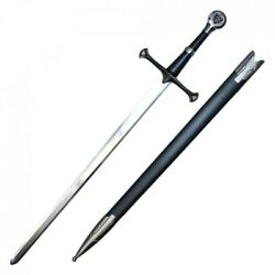 41 Anduril Sword Medieval Knight Warrior's Lion Sword W/ Scab