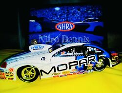 Nhra Allen Johnson Pro Stock 124 Diecast Drag Racing Car Mopar Dodge Andldquorareandrdquo