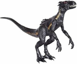NEW Indoraptor Figure Jurassic World Toys Dinosaur Toy 15quot; Moveable Jaw $18.97