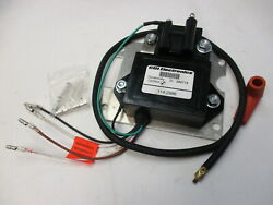 114-2986 Mercury Outboards Ignition Pack Switch Box W/coil Assy 4/6 Cylinder