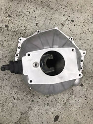 Rare 1983 Camaro/firebird V-8 Aluminum Bellhousing 14060627 With Fork