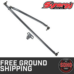 Synergy Mfg-and03903-13 Dodge Ram 2500/3500 Hd Steering Kit W/ Stabilizer Clamp