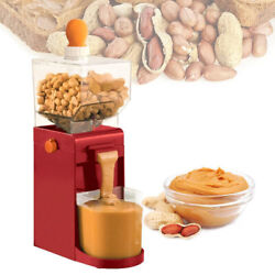 Peanut Butter Grinder Machine Coffee Electric Grinding Household Tools Maker New