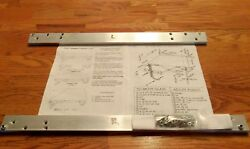 1970 Javelin Sst Window Track Kit Secures L And R Windows Permanently Few Remain