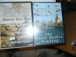 New History Of World War 1 + 2amer Goes Overthe Pearl Harbor Bombing F S