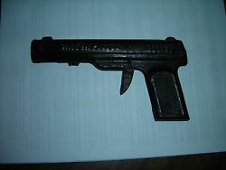 Antique/collectable Metal Toy Water Pistol/squirt Gun Rare