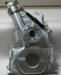 Billet Ls Chevy Timing Cover With Rcd Distributor Fuel Pump Drive And Extension