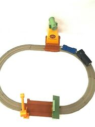 Sodor Electric Company Search Light House, Diesel Works With Track And Diesel