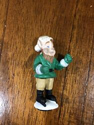 Holiday Express Tanker Original Ice Skating Elf Animated Magnetic New Bright