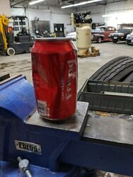 Factory Defect Coke Can