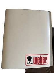 Weber Gas Barbecue Grill Owner's Manual And Recipe Cookbook 1987