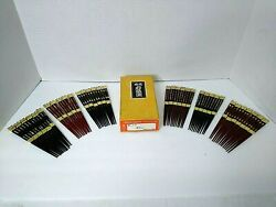 Waka Sanuri Authentic Vintage Lacquer Chopsticks 35 Pairs Made In Japan