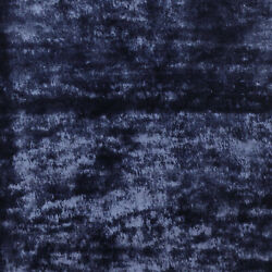 Colefax And Fowler Antique Soft Velvet Uphol Fabric- Keats / Blue 3.10 Yd F3914/12