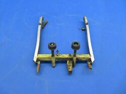 Rockwell Commander 112a Bumper Stop And Lever Assy P/n 46091-1 1020-457
