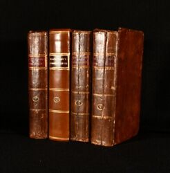 1786 4vol Commentaries On The Laws Of England Sir William Blackstone