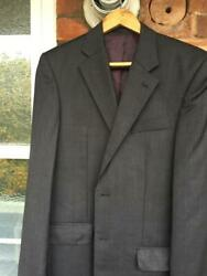 Berwin And Berwin Blazer /jacket 40 Inch Chest Grey New With Out Tags