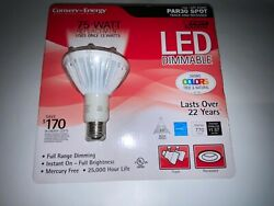 Par30 Feit Electric Conserv Energy75 Watt =dimmable Recessed Track Light