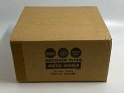 A.c. Gilbert American Flyer - Sealed Case Of 12 Auto Rama 19335..sealed